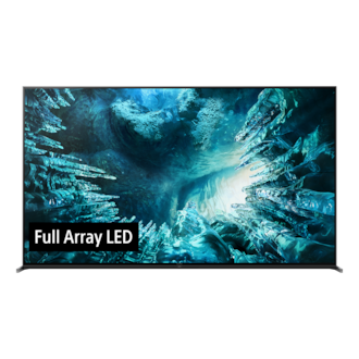 ZH8 | Full Array LED | 8K | High Dynamic Range (HDR) | Smart TV (Android TV): obraz