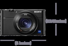 RX100 V — kompaktowy aparat klasy premium z matrycą typu 1,0 i doskonałymi parametrami autofokusa: obraz