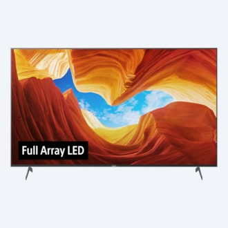 XH90 / XH92 | Full Array LED | 4K Ultra HD | High Dynamic Range (HDR) | Smart TV (Android TV): obraz