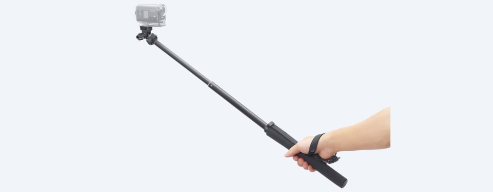 Monopod do kamery Action Cam: obrazy
