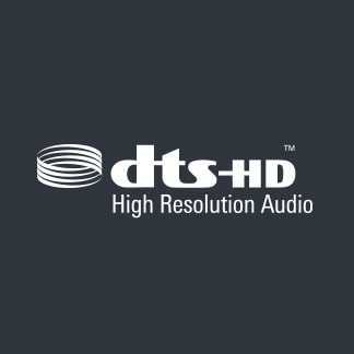 DTS-HD™ Master Audio