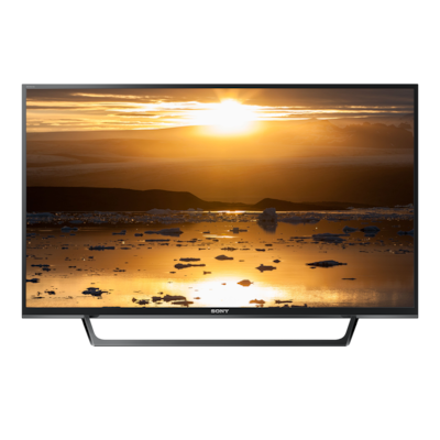 WE61 LED HDR TV z przyciskiem YouTube: obraz