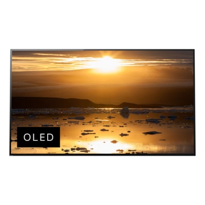 Telewizor A1 4K HDR OLED z technologią Acoustic Surface™: obraz