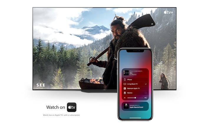 Współpraca z Apple AirPlay / Apple