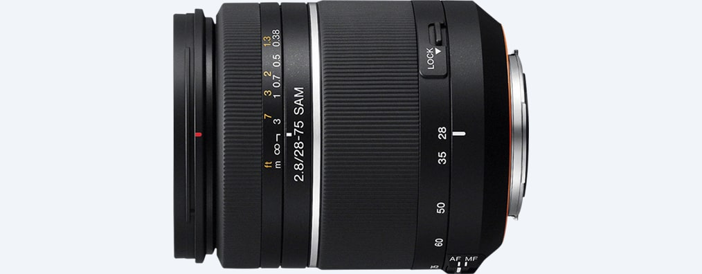 28 – 75 mm F2.8 SAM: obrazy