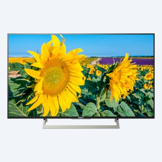 XF80 | LED | 4K Ultra HD | High Dynamic Range (HDR) | Smart TV (Android TV): obraz