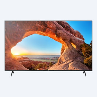 X85J | 4K Ultra HD | High Dynamic Range (HDR) | Smart TV (Google TV): obraz