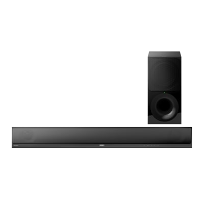 Soundbar 2.1 z technologiami Wi-Fi® i Bluetooth®: obraz