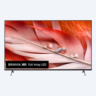 X90J | BRAVIA XR | Full Array LED | 4K Ultra HD | High Dynamic Range (HDR) | Smart TV (Google TV): obraz
