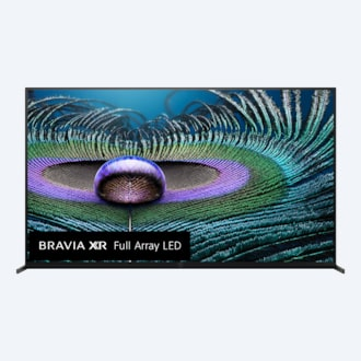 Z9J | BRAVIA XR | MASTER Series | Full Array LED | 8K | High Dynamic Range (HDR) | Smart TV (Google TV): obraz
