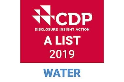 CDP DISCLOSURE INSIGHT ACTION: lista A 2019, woda