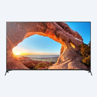 X89J | 4K Ultra HD | High Dynamic Range (HDR) | Smart TV (Google TV): obraz