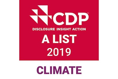CDP DISCLOSURE INSIGHT ACTION: lista A 2019, klimat
