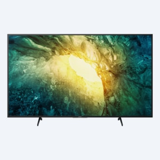 X70 | 4K Ultra HD | High Dynamic Range (HDR) | Smart TV: obraz
