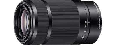 E 55 – 210mm F4,5-6,3 OSS czarny