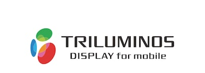 Logo technologii TRILUMINOS™ Display for mobile