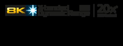 Logo 8K X-tended Dynamic Range™ PRO