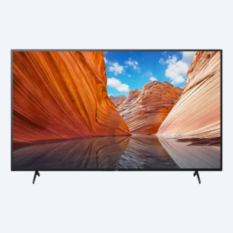 X80J / X81J | 4K Ultra HD | High Dynamic Range (HDR) | Smart TV (Google TV): obraz