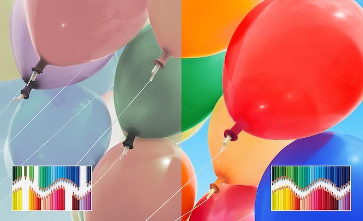 ТРИЛУМИНО: широкая цветовая гамма
