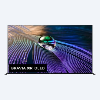 A90J | BRAVIA XR | MASTER Series | OLED | 4K Ultra HD | High Dynamic Range (HDR) | Smart TV (Google TV): obraz