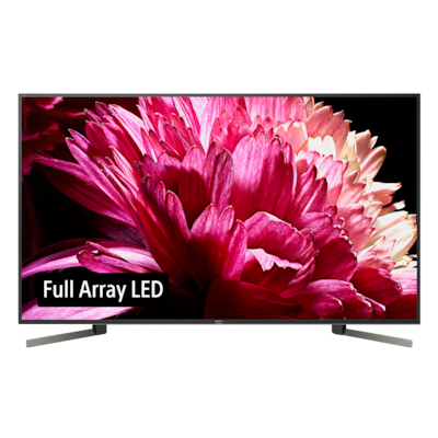 XG95 | Full Array LED | 4K Ultra HD | High Dynamic Range (HDR) | Smart TV (Android TV): obraz